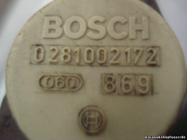 Bosch 0281002172//Électrovanne